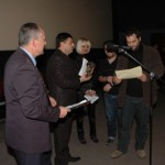 "Grande successo di ""DEEP TRANSITION"" al Festival del Cinema di Tirana."